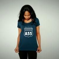 Boardroom Womens A55 tee shirt